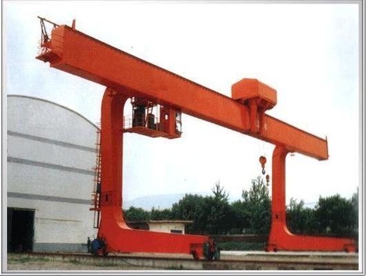 MDG Type Double Girder Gantry Crane For General Handling And Lifting Work